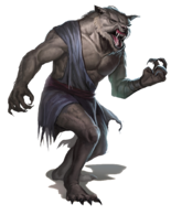 Werewolf (Dungeons and Dragons)