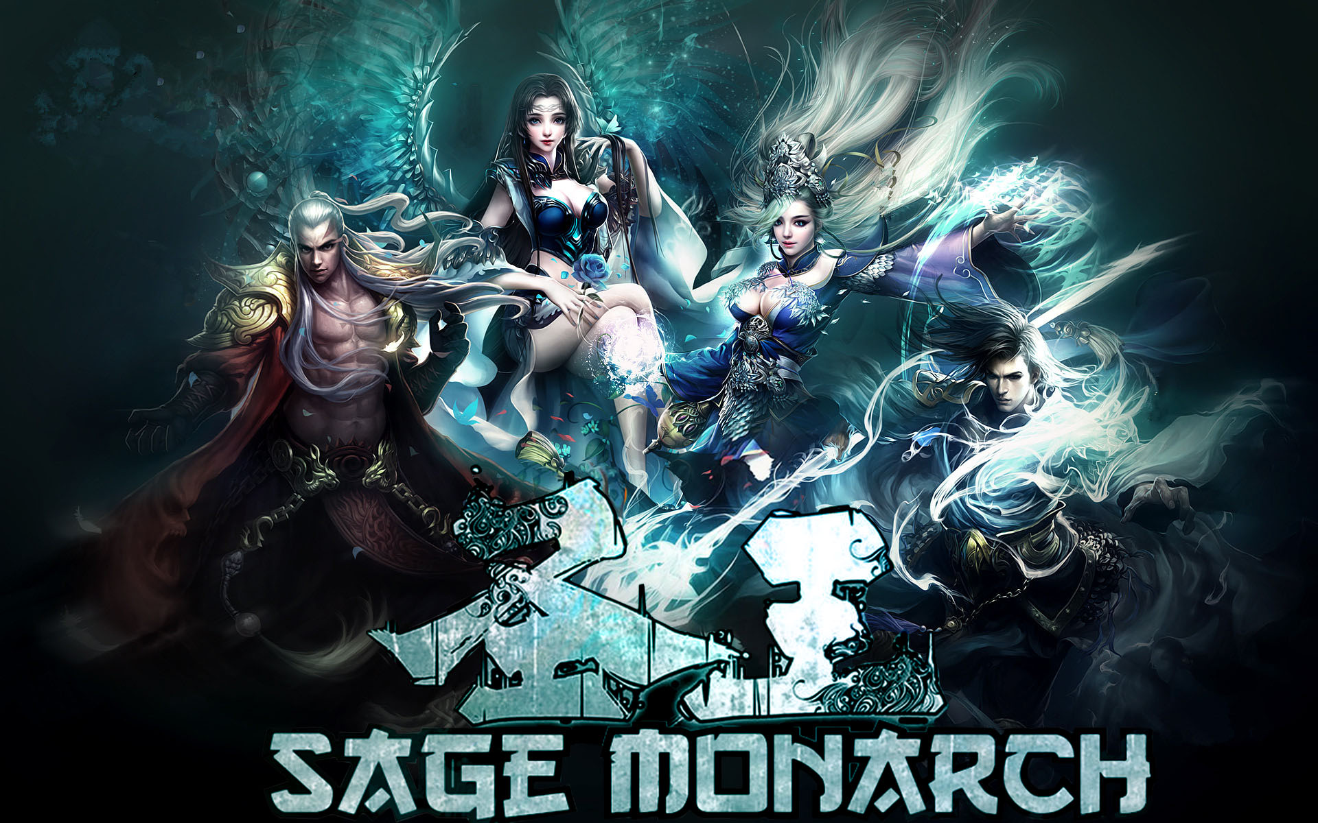 Sage Monarch