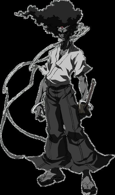 172-1723057 afro-samuria-photo-afrosam-afro-samurai-hd-png.png