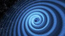 Black Hole Collision Event