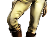 Diego Brando from Another Universe