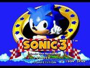 Sonic 3 Intro