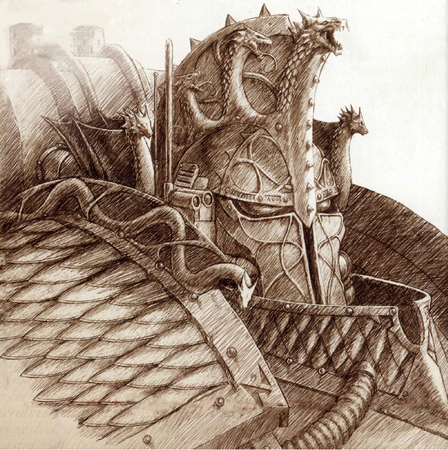 Alpharius Omegon