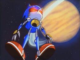 Hyper Metal Sonic (OVA)