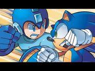 Sonic-Mega Man - When Worlds Collide Trailer