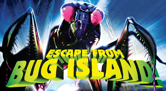 Escape from Bug Island!