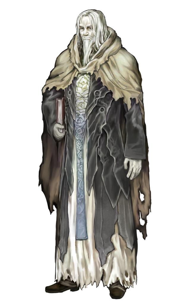 Alfred (Ritual of the Night)