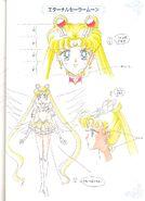 Eternal Sailor Moon Concept Art 1