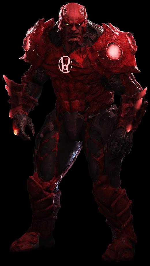 Atrocitus (Injustice Composite)