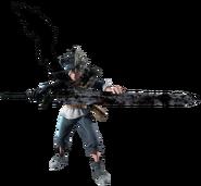 Black Asta Black Clover in Jump Force