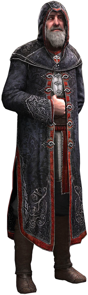 Al Mualim (Assassin's Creed)