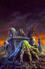 The Graveyard Ghouls (Goosebumps)