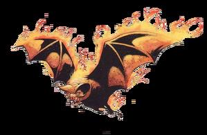 Fire Bat