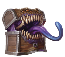 Mimic (Dungeons and Dragons)
