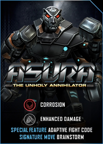 Asura (Real Steel)