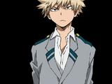 Katsuki Bakugo (Great Explosion Murder God Dynamight)