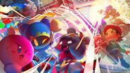Heroes in Another Dimension-Kirby Star Allies wallpaper