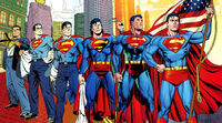 The Evolution of Superman