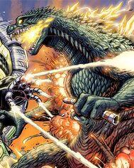 Godzilla (Godzilla vs