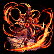 Flame Fighter Ifrit