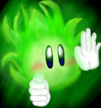 Plasma Wisp
