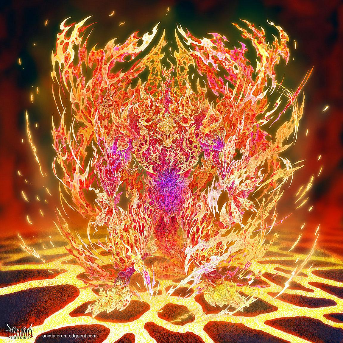 Agni (Anima: Beyond Fantasy)