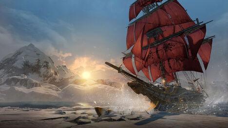 The Morrigan (Assassin's Creed)