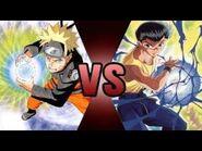 YYH vs Naruto debate