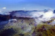Mount Tambora Eruption