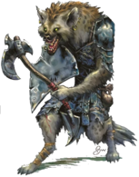 Gnoll (Dungeons and Dragons)