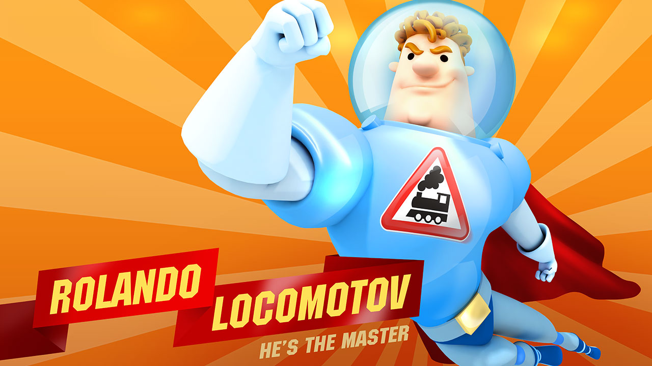 Rolando Locomotov. He's the master