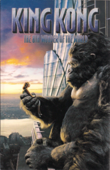 King Kong DH Graphic Novel