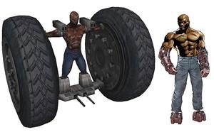 Axel (Twisted Metal)