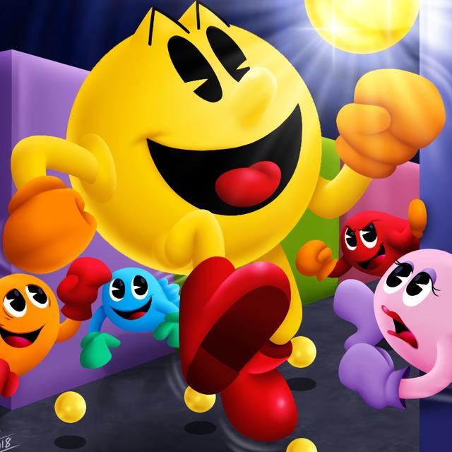 Pac-Man (Verse)