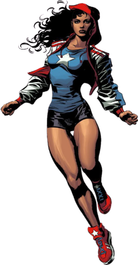 America Chavez VSBW.png