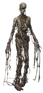 Mummy (Dungeons and Dragons)