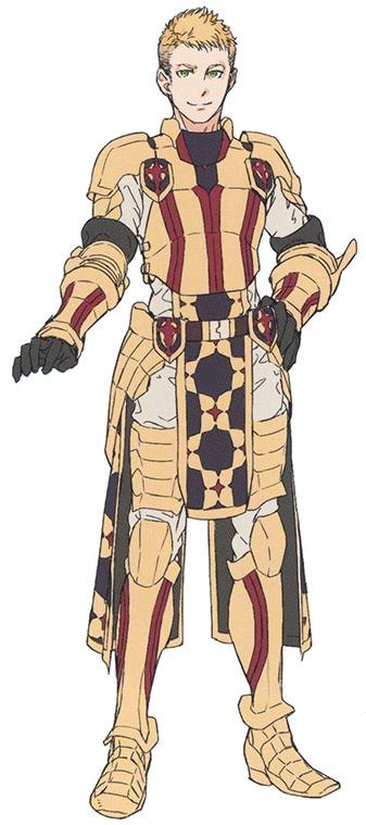 Gawain (Last Round Arthurs)