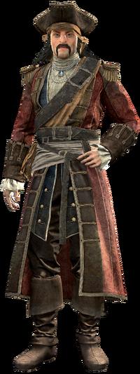 Bartholomew Roberts (Assassin's Creed)