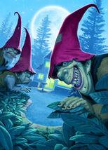 Lawn Gnomes (Goosebumps)