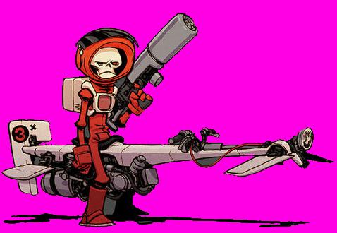 Skull (Skull Chaser)