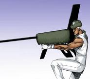 645Lille's Spirit Weapon, Diagramm
