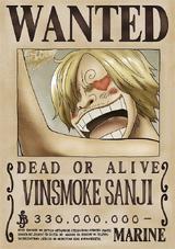 Sanji (Post-Timeskip)