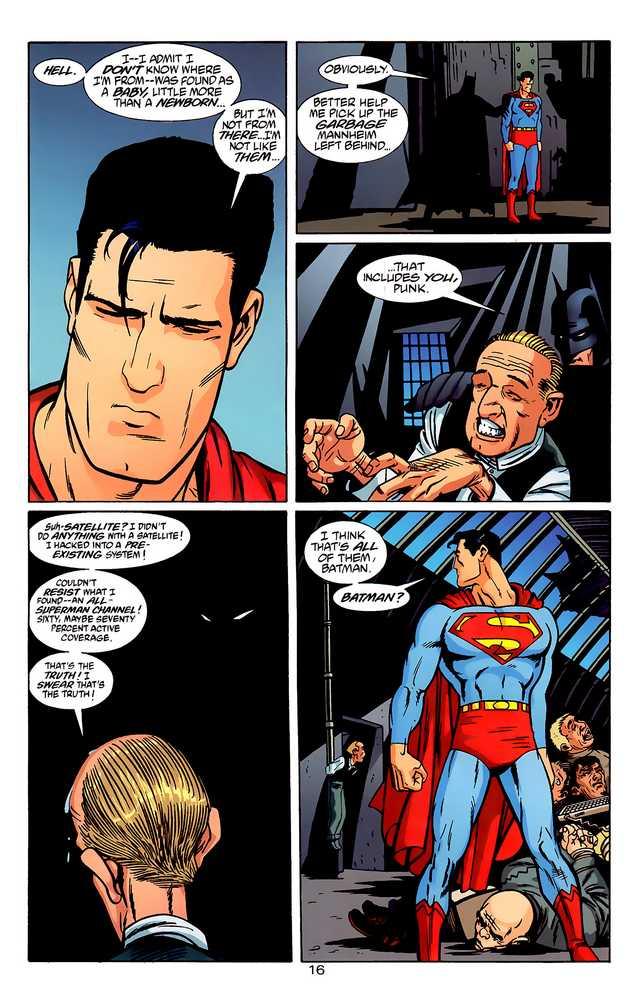 Batman (Post-Crisis)