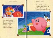 Kirby's dreamland3 manual-Dark Matter's control