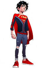 Superboy (Jonathan Samuel Kent) (Post-Rebirth)