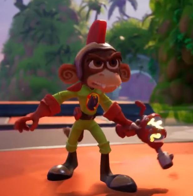 Agent 9 (Spyro)