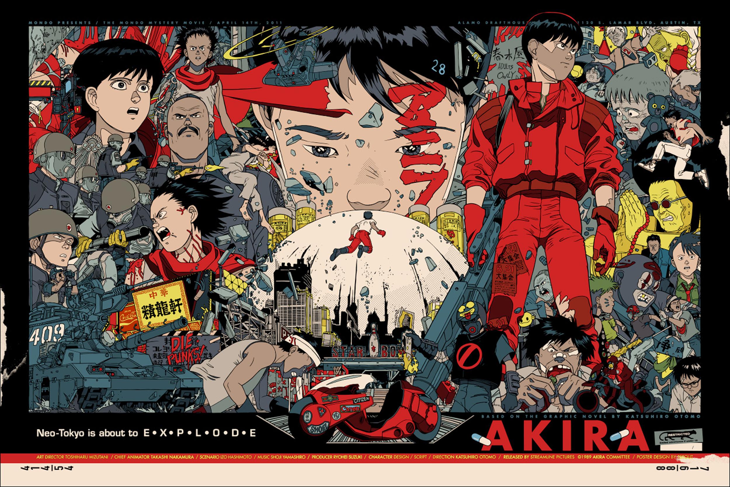 Akira (verse)