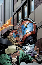 Spider-Mobile (Marvel Comics)