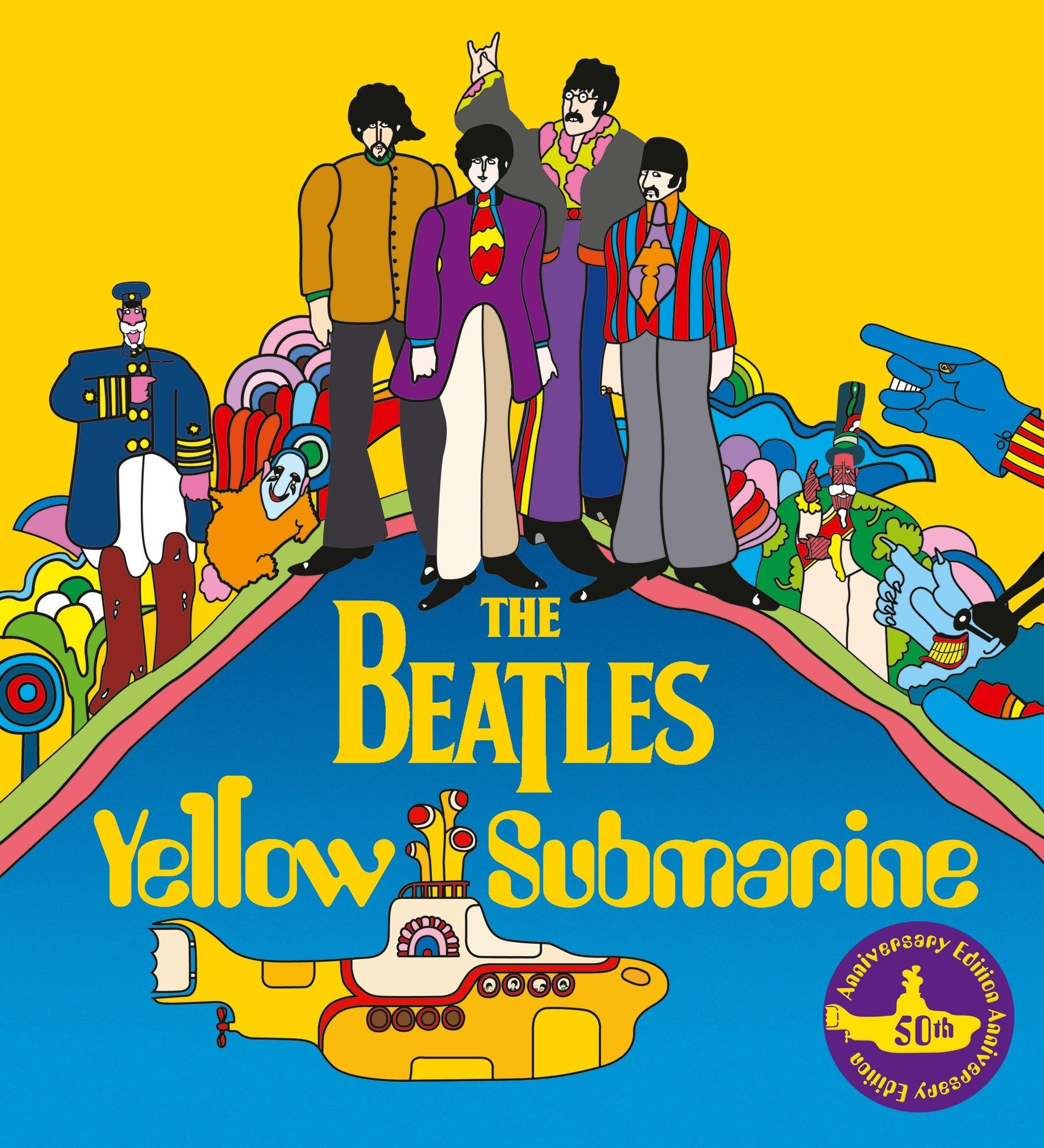 The Yellow Submarine (Verse)