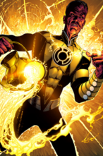 Thaal Sinestro (Post-Crisis)
